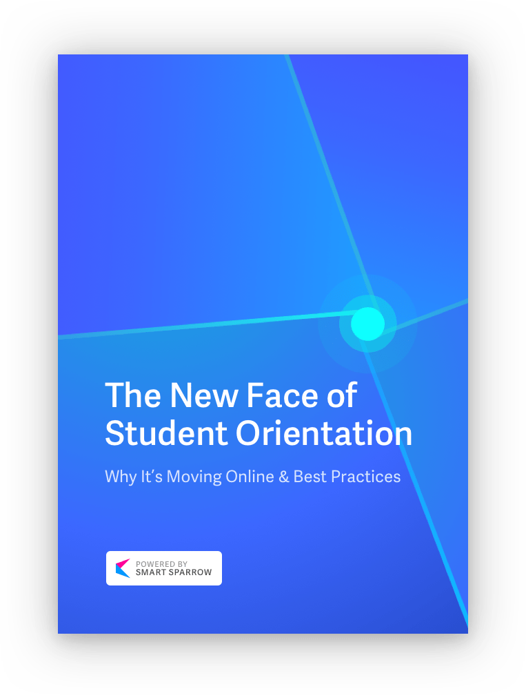 Picture of the The New Face of Student Orientation resource
