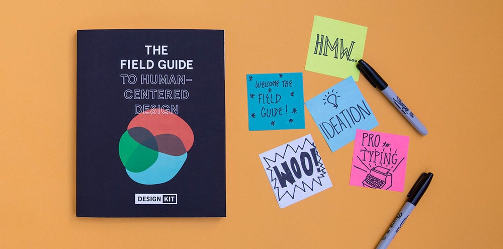 A field guide to Design Thinking