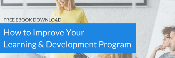 Free Ebook: How to Improve Your Learning & Development Program