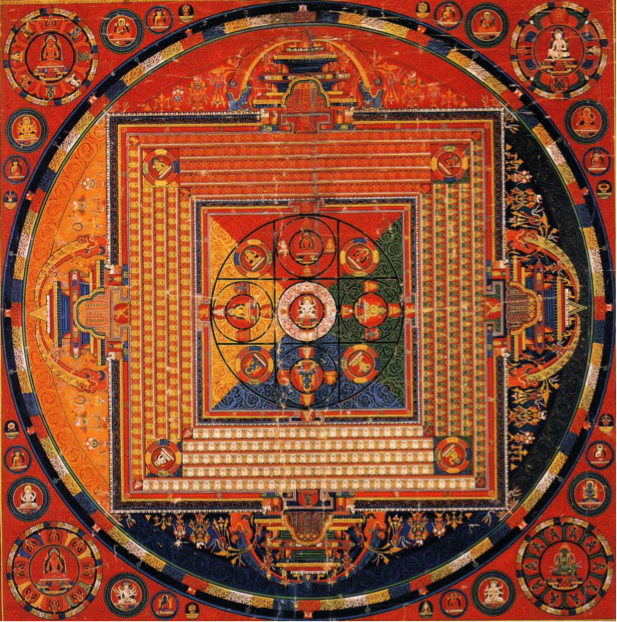 Example of a Mandala